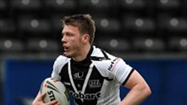 Paddy Flynn scored a brace of tries for Widnes