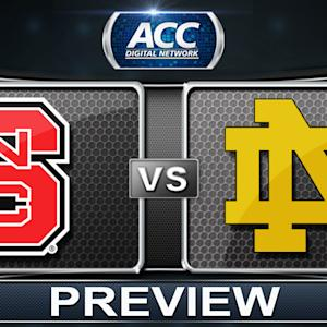 Recap of Notre Dame Quarterfinal Win Over FSU and Preview of Semifinal vs NC State