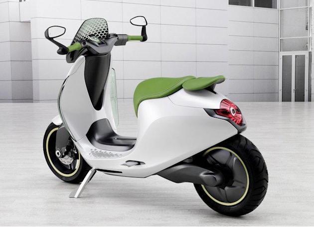 Eco scooter