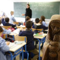 Michigan Public School District Backs Down From Christianity Requirement