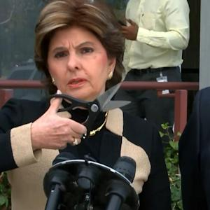 Gloria Allred: Men Can Be Victims Of Domestic Violence Too