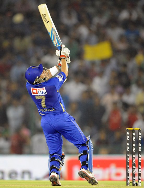 Rajasthan Royals vs Kings XI Punjab