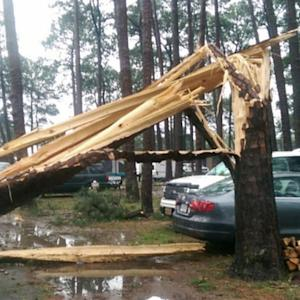 Tornado in Virginia ravages through popular campground