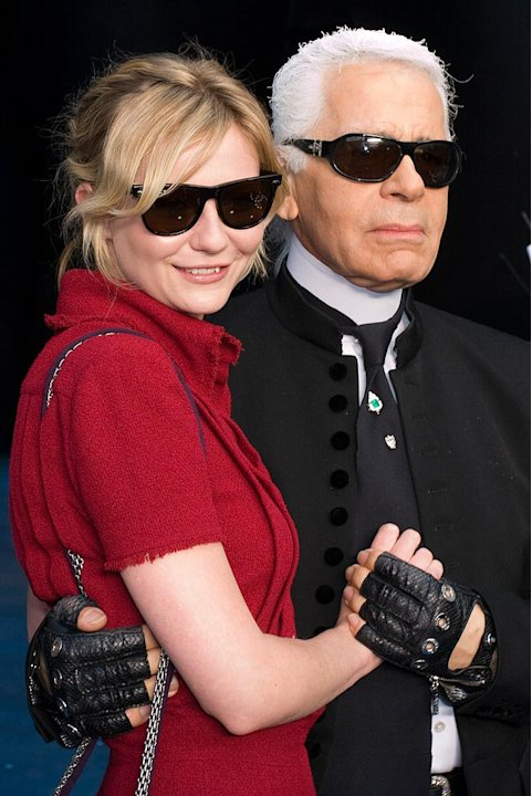 Dunst Lagerfeld ParisFW