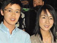 Fennie Yuen and lesbian partner break up