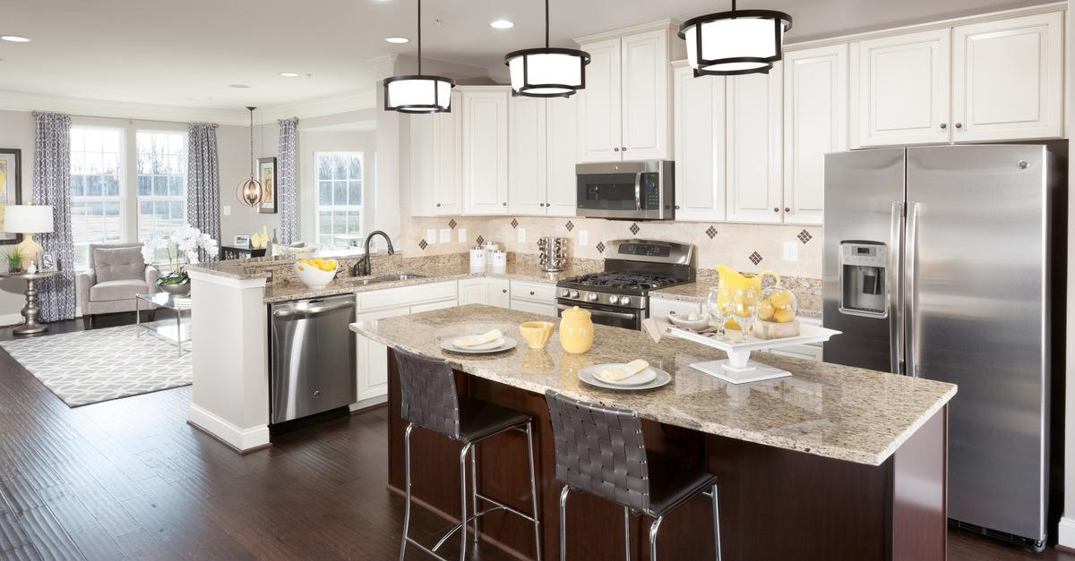 Townhomes in Amenity-Filled Community in Frederick