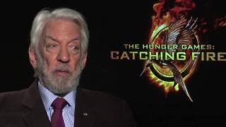 The Hunger Games: Catching Fire: Donald Sutherland Sound Clip