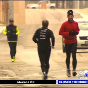 Dallas Marathon Canceled; Some Still Run