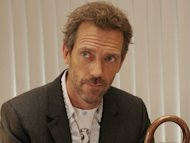 Hugh Laurie to play villain