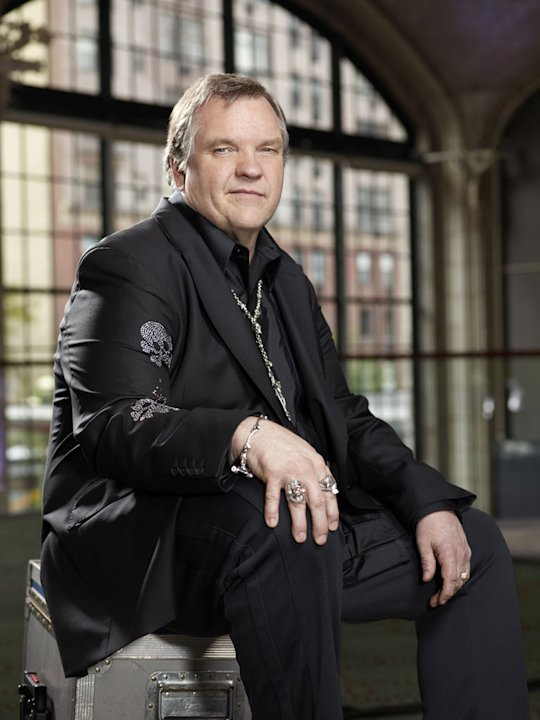 "Meat Loaf competes in ""The Celebrity Apprentice."""