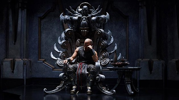 New Pic: Vin Diesel Rules as 'Riddick'