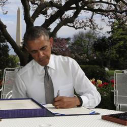 Obama Signs Doc Fix Bill Into Law