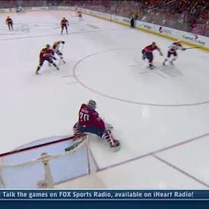 Skinner bullets one past Holtby