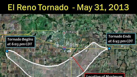 Why Oklahoma's Deadly Twister Was Widest Ever
