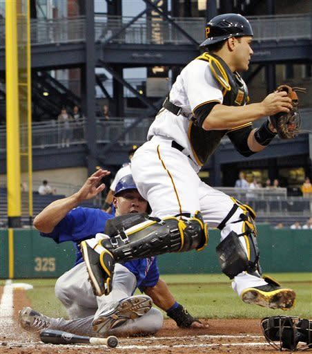 Liriano dominates as Pirates edge Cubs 1-0