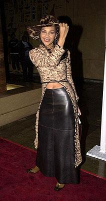 Lisa Raye at the Hollywood premiere of Lions Gate's The Wash