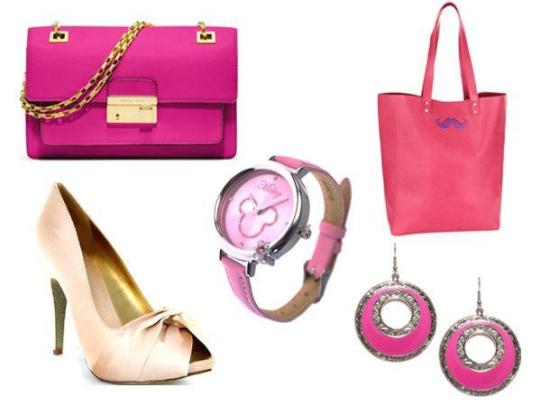 Breast Cancer Awareness Spl: Flaunt These Girly Pink Accessories [Weekly Loot]