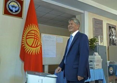 Pro-Moscow Social Democrats lead in Kyrgyz parliamentary election
