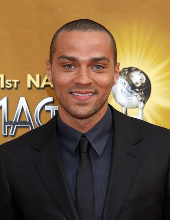 Jesse Williams arrives at The 41st NAACP Image Awards at The Shrine Auditorium on February 26, 2010 in Los Angeles, California.