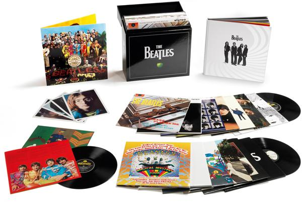 Inside the Beatles' Vinyl Album Remasters