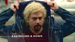 Kenny 'F***ing' Powers Goes Blonde