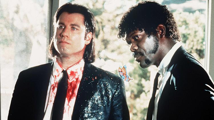 100 Movies Gallery Pulp Fiction