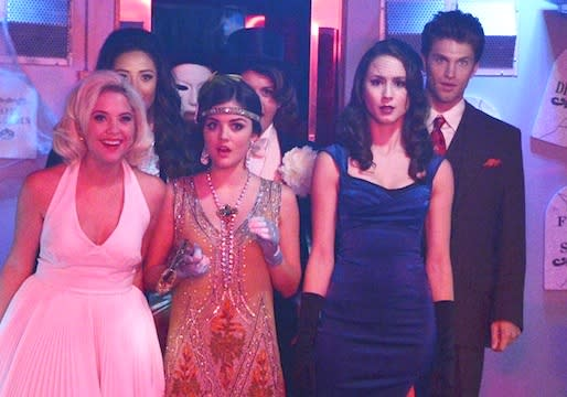 Pretty Little Liars Recap: Who Died After Taking a Ride on the Terror-Filled 'A' Train?