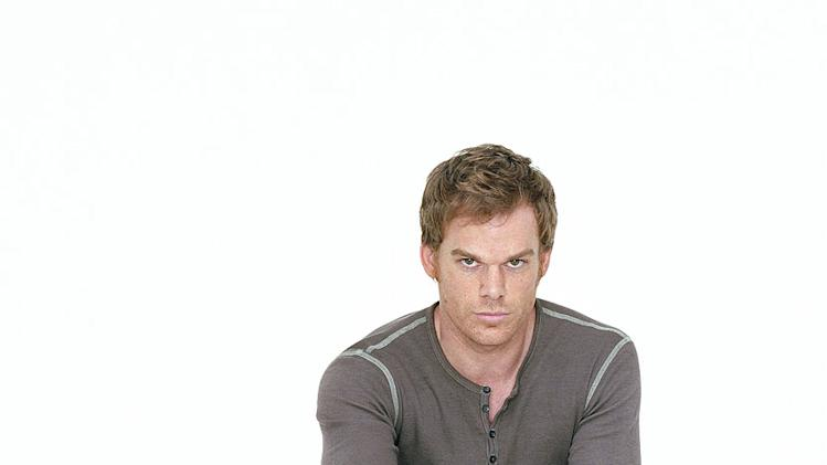 "<a href=""/baselineperson/4426701"">Michael C. Hall</a> as Dexter in ""Dexter."""