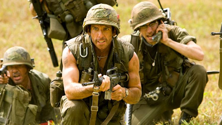 Tropic Thunder Production Stills thumbnail