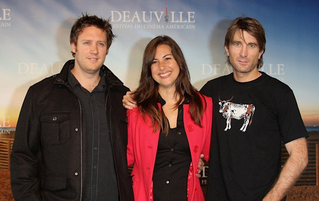 35th Deauville American Film Festival 2009 Sharlto Copley Terri Tatchell Neill Blomkamp
