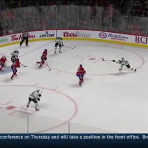 Carey Price Save on Trevor Daley (06:56/2nd)