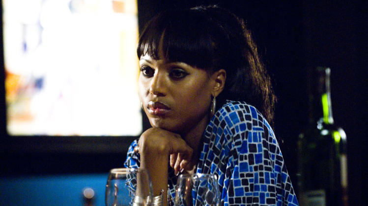 Kerry Washington Life Is Hot in Cracktown Production Stills Lightning 2009