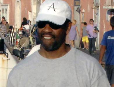 pst Denzel Washington In Italy