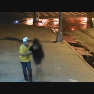 Surveillance Video: Bronx Sexual Assault Suspect