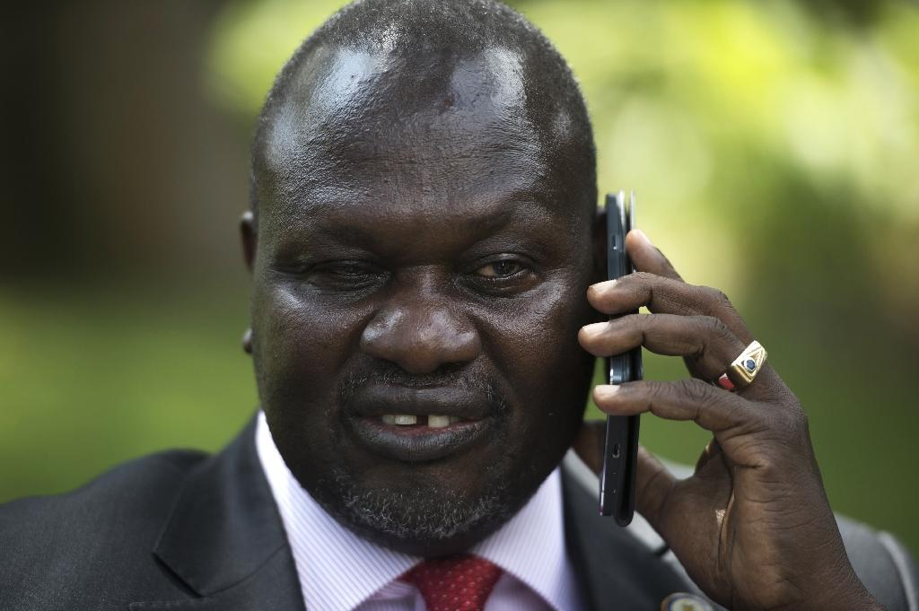 S. Sudan rebels accuse government of breaking ceasefire