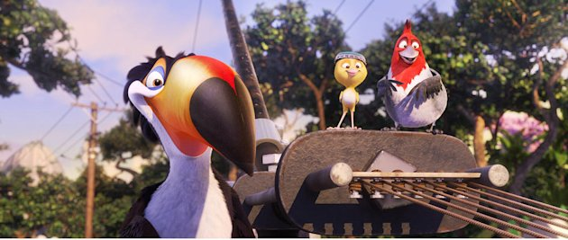Rio 20th Century Fox 2011