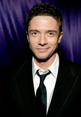 Topher Grace InStyle/Warner Bros. Golden Globes Party The Palm Court at the Beverly Hilton - Beverly Hills, CA - 1/16/05