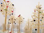  Lovi- Decorative 3d tree and bird 
