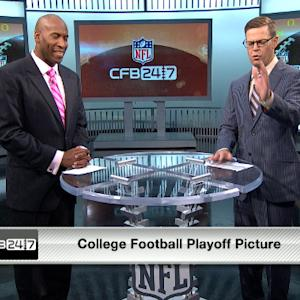 CFB 24/7: College Football Playoff Picture for Week 4