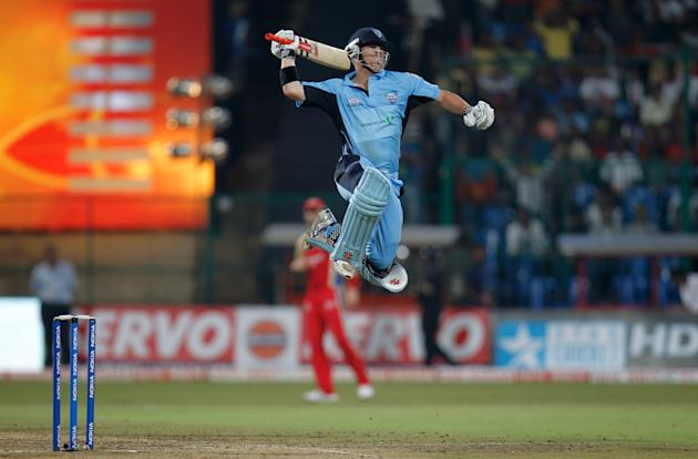 New South Wales Blues v Royal Challengers Bangalore - 2011 Champions League Twenty20 Semi Final