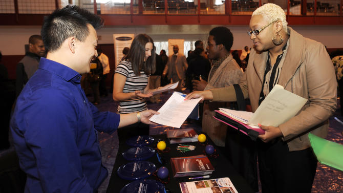 US employers add jobs at pace not seen since 1999