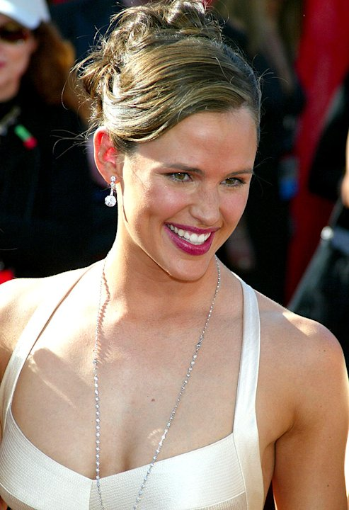 Jennifer Garner at The 55th Annual Primetime Emmy Awards. 