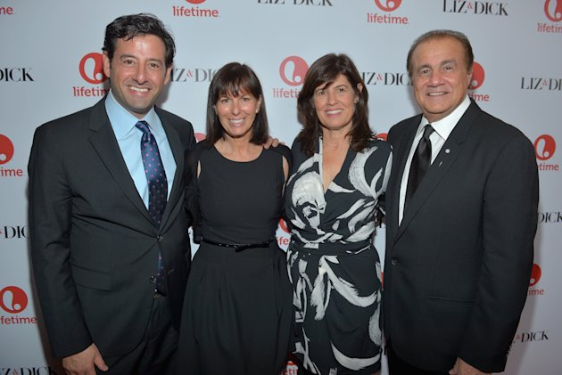 "Lifetime Celebrates The Premiere Of ""Liz & Dick"" With The Cast, Crew And Other VIPs At A Private Dinner"