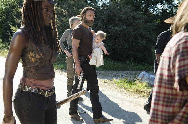 The Walking Dead Recap: Our Town?