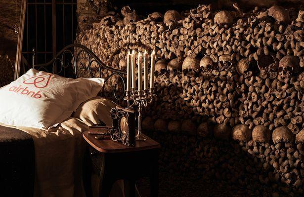 Is This Airbnb Listing The Scariest Halloween Spot Ever?