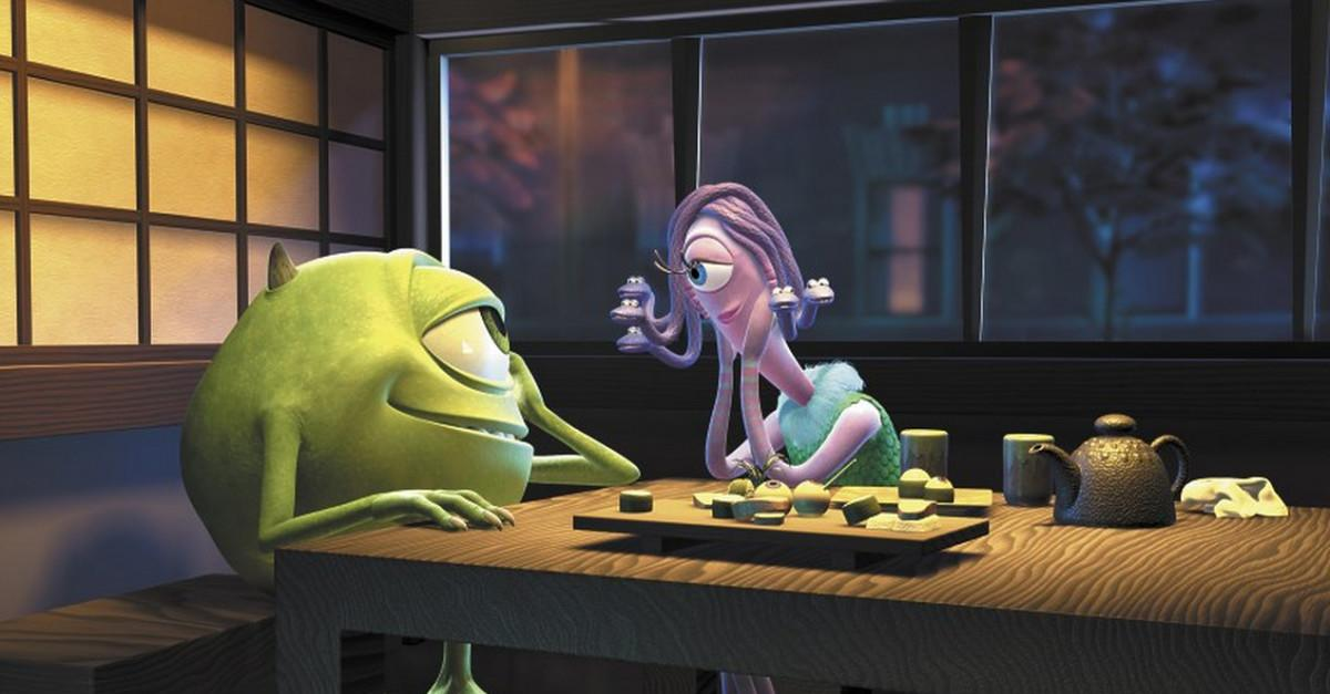 11 Things You Didn't Know About Monsters, Inc.