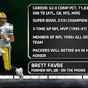 Doug Gottlieb: Brett Favre talks return to Green Bay