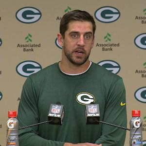 Green Bay Packers postgame press conference