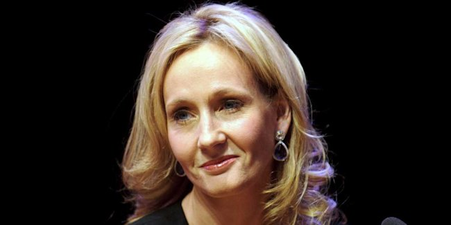 J.K. Rowling's advice to a disgruntled young writer is priceless