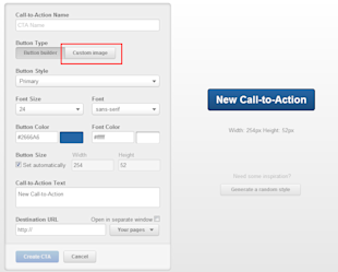 Working With HubSpot Call To Action Buttons image CTA1
